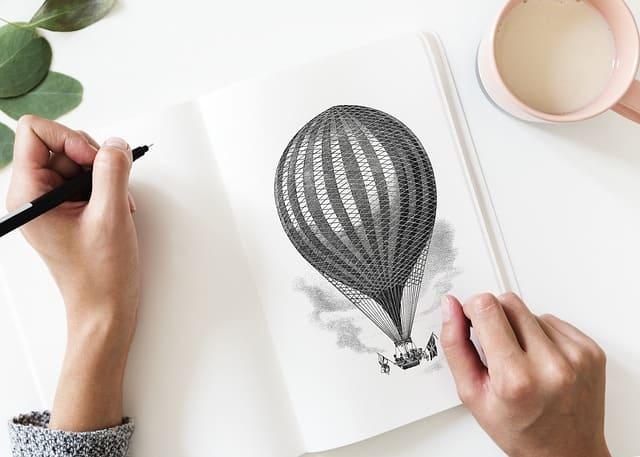 Ballpoint Pen for Arts